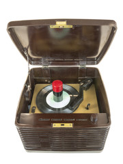 Bakelite Tube Record Player