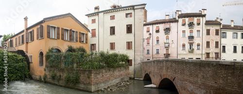 Treviso historic center