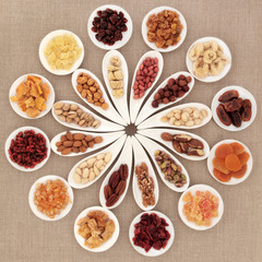 Fruit and Nut Selection
