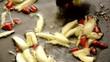 Garlic aceite y peperoncino