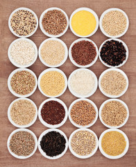 Grain Food Selection