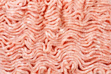 Minced Meat Background