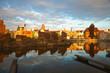Gdansk in the morning light, Poland.