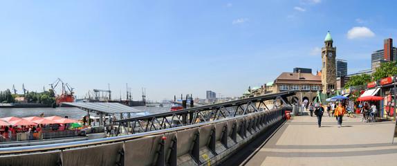 Hamburg Promenade