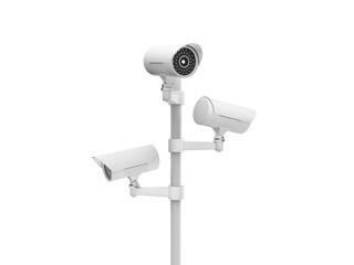 3d Security Camera or CCTV