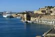 Cruise ship in Valleta,Malta
