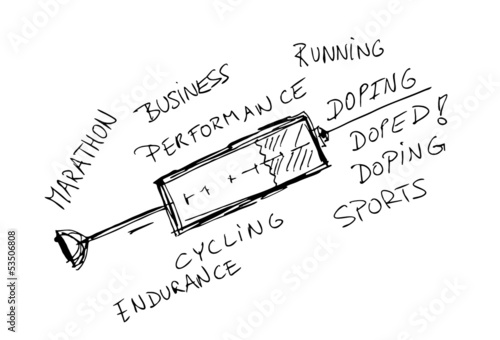 Doping..
