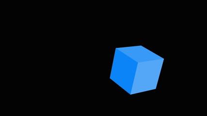 il cubo rotante