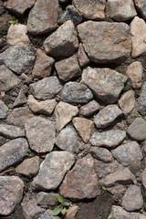 Текстура гранитных камней