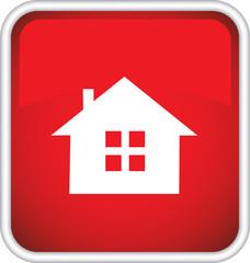 Иконка, символ,дом, адрес
