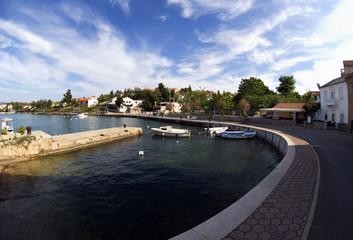 Silo,island Krk Croatia