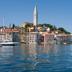 Rovinj and Saint Euphemia