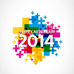 2014 celebration card