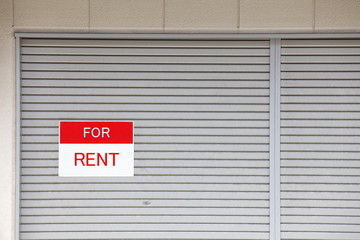 Shop or House for rent