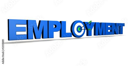 Employment Target Concept