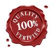 Quality Verified Wax Seal