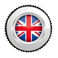 médaille Royaume Uni