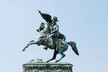 Monument to Erzherzog Karl (Archduke Charles) in Vienna