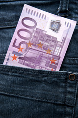 Euro in your pocket