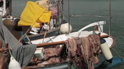 Fischernetze, Mallorca