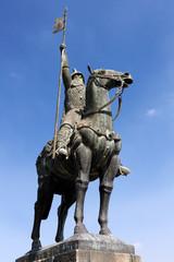 Vimara Peres statue