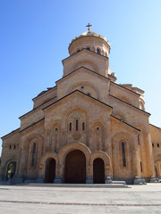 Sameba (Holy Trinity Cathedral), Georgia