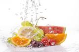 frutta estiva splash