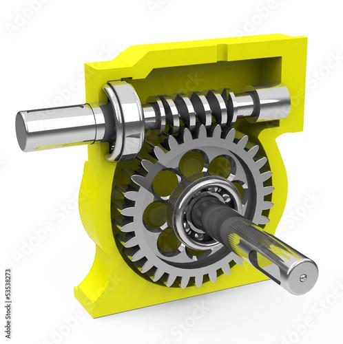 Das Getriebe
