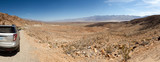 Road In the Desert Panoramic