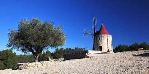 "ALPILLES - FONTVIEILLE - Moulin dit ""de Daudet"""