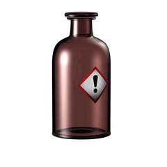 Medizinflasche 1F