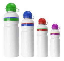 Plastic Flasks