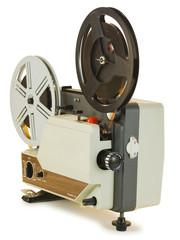 Super 8mm Film Projector 04