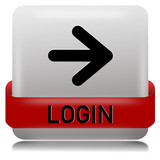 Login Button grau weiss  #130621-svg07
