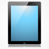 The new blue tablet