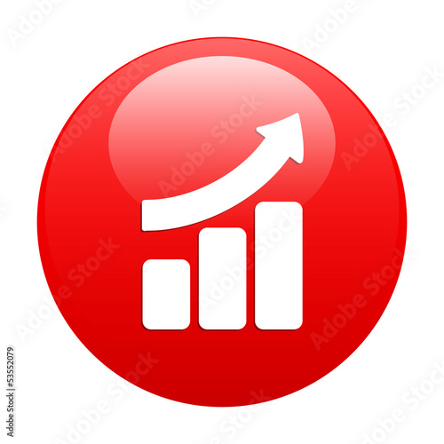 bouton internet graphique diagramme red