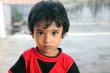 Indian Little Boy with Expression