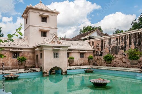 Foto op Plexiglas Indonesië Sultan Palace in Yogyakarta