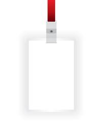 Identification card blank