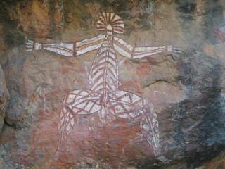 Graffito Aborigeno