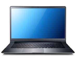 Laptop computer.