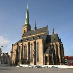 Plzen Cathedral