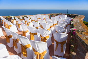 Sea wedding