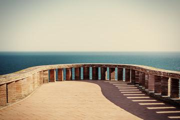 Sea balcony