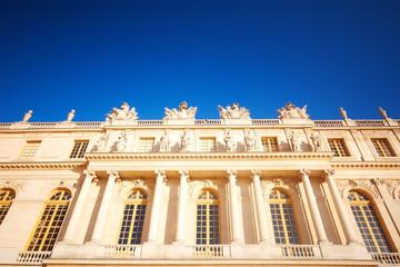 Versailles, palace, facade