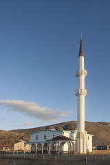 Mosque in Montenegro