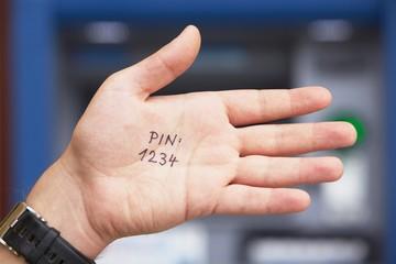 Simple PIN code