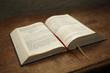 Parole di fede e speranza, la Santa Bibbia