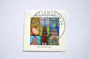 Einzelbriefmarke