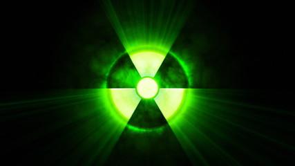 Radioactive danger